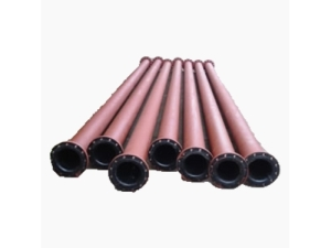 Steel and Rubber Composite Pipe
